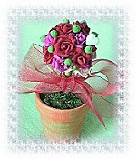 Handicraft Scent Flower Pot